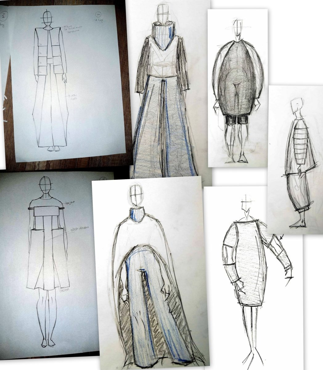 Faculty Of Textile Technology Joins In With A Student Project To Design Costumes For The Musical Collective Arktik