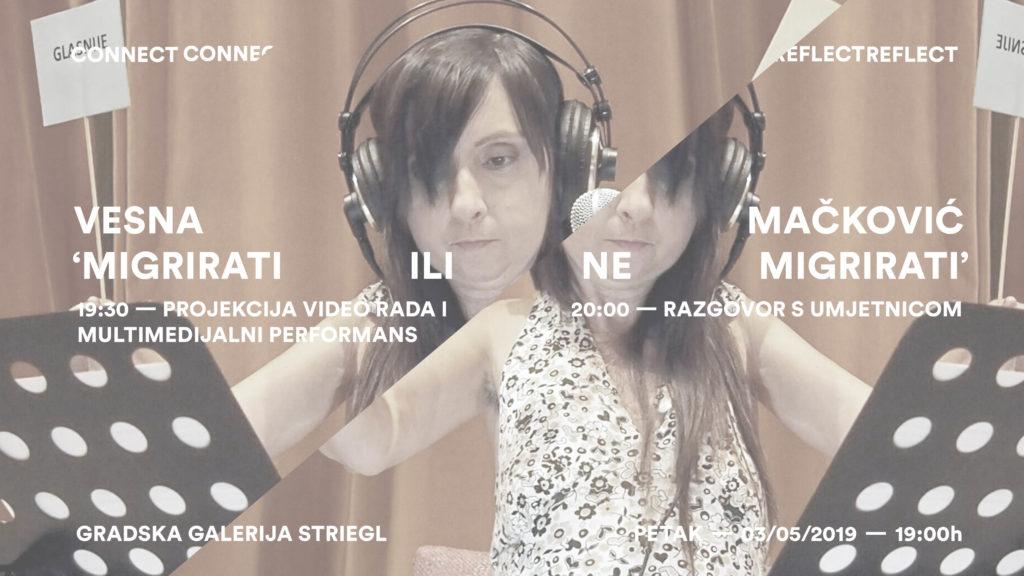 "Performans ""Migrirati ili ne migrirati"" - Galerija Striegl, Sisak"