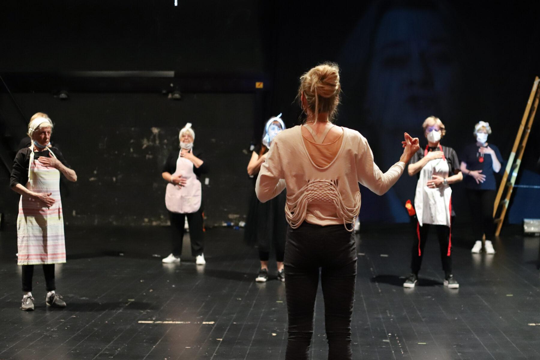 Premijera predstave 'Izlazak' u KUC-u Travno